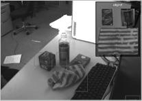 カメラ映像からの物品認識